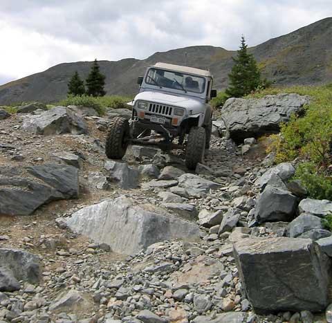 4x4explore Com Tincup Pass